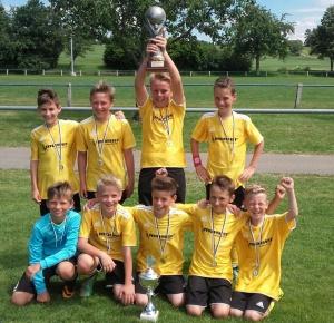 2016 SGM E1 - Turniersieg in Zepfenhan