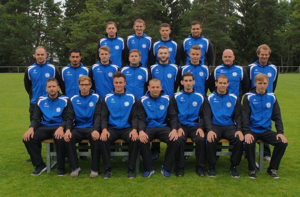 Aktive Mannschaft SV Bubsheim - Bezirksliga 2016-2017