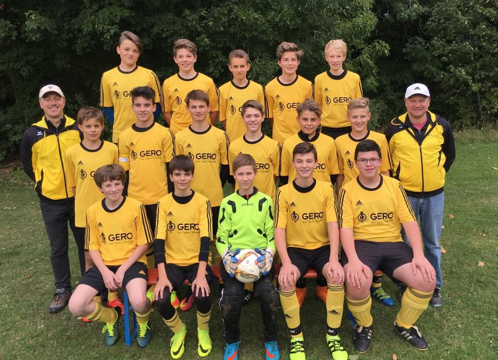 C Jugend 2016-2017