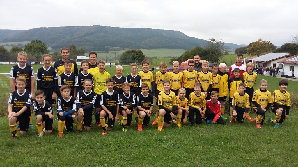 D Jugend VR Cup Dürbheim