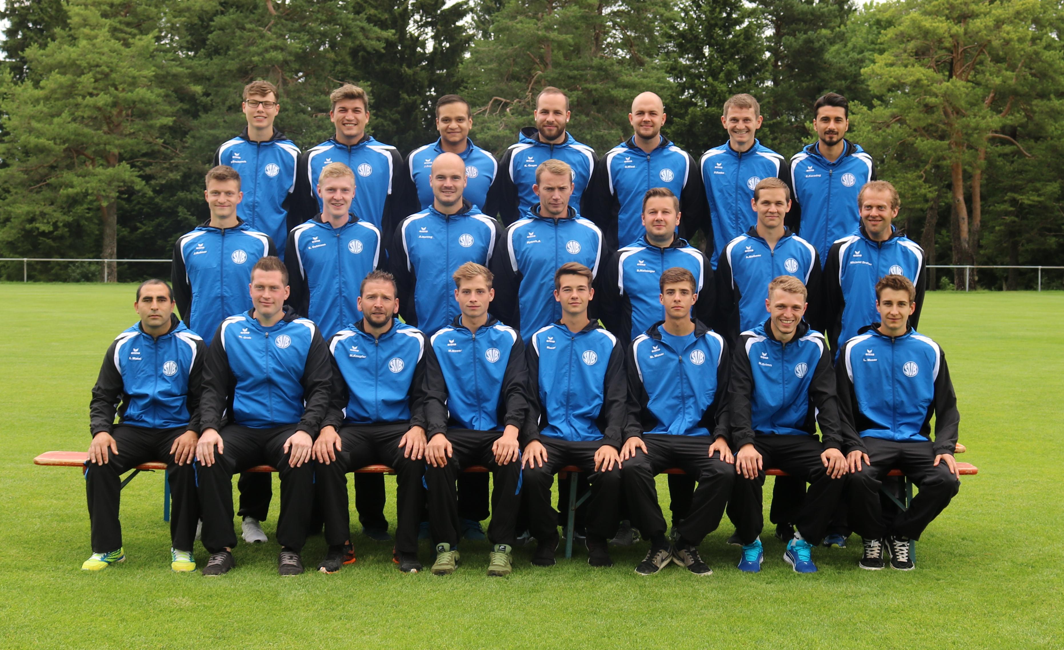 Mannschaft 2017-2018